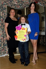 SolSinger, 10yr old winner of Dance Essay Contest